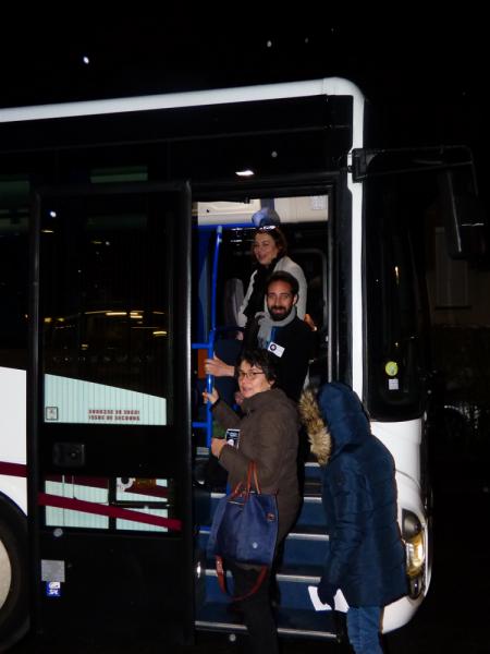 Margny-lès-Compiègne Nuit de la lecture 2019 bus inter-bib-sncf