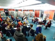 Margny-lès-Compiègne Nuit de la lecture 2019 lecture a voix haute