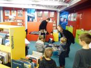 Margny-lès-Compiègne Nuit de la lecture 2019 pêche aux livres